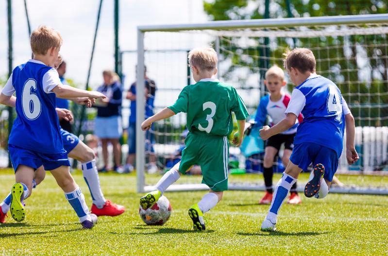 Surrey youth football league