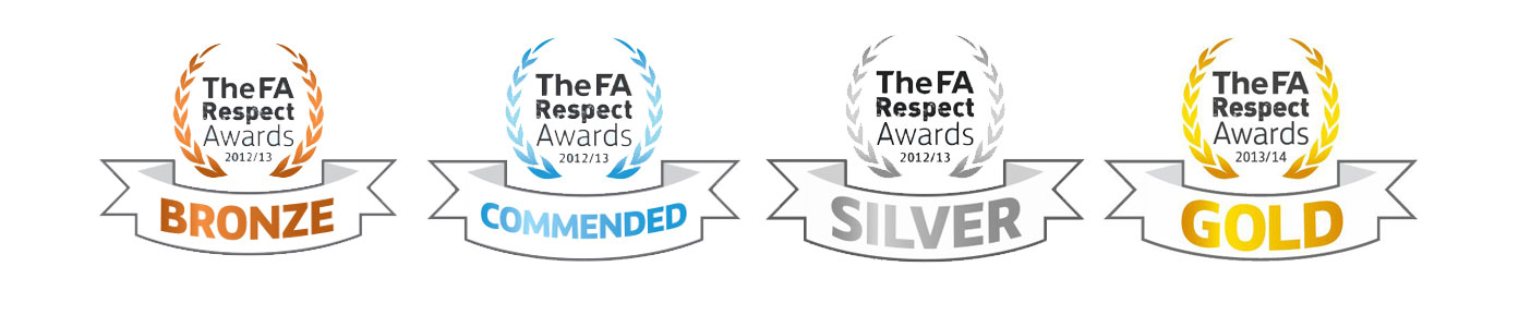 FA Respect awards given to the Surrey youth league