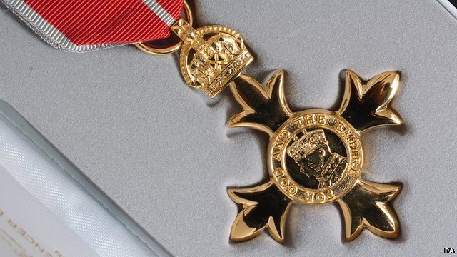 Queens Birthday Honours - Medal