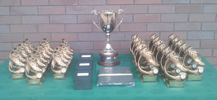 SYL trophies