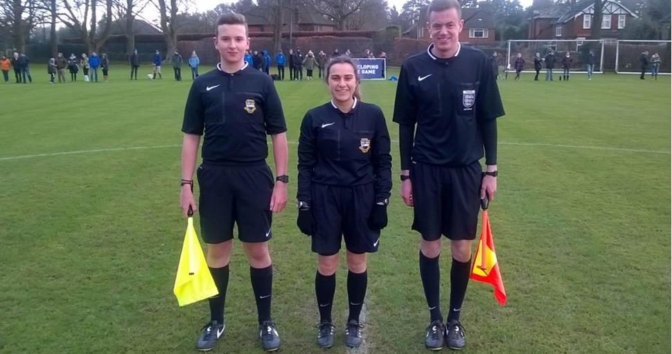 Mini Soccer Referee Workshop
